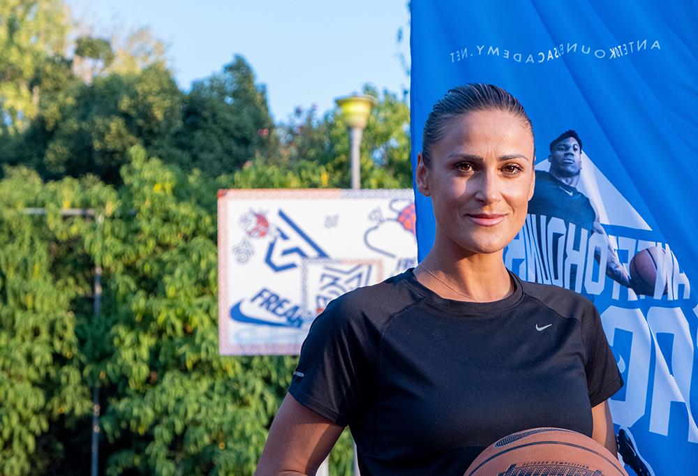 Αναστασία Κωστάκη: «Στην Antetokounbros Academy θέλουμε να εμπνεύσουμε τα παιδιά να ακολουθήσουν τα όνειρα τους» (video)