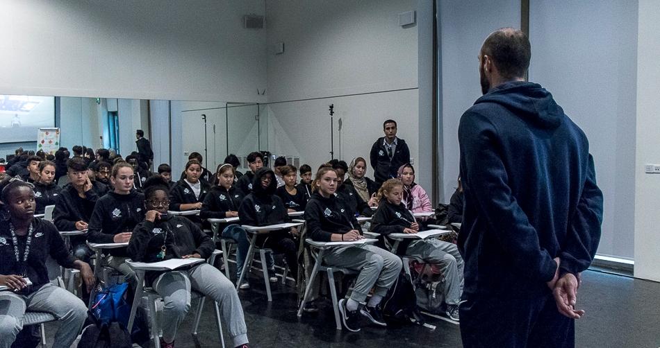 AntetokounBros Academy Basketball School: Διαδραστικά εργαστήρια με άρωμα NBA για τους αθλητές της ακαδημίας! (photos & Video)